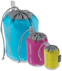 Sea To Summit Travel Ultra Sil Stuff Sack 3 Pack