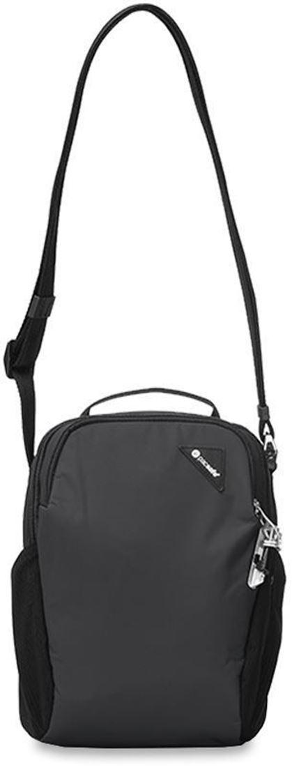 Pacsafe Vibe 200 Anti Theft Compact Travel Bag Black