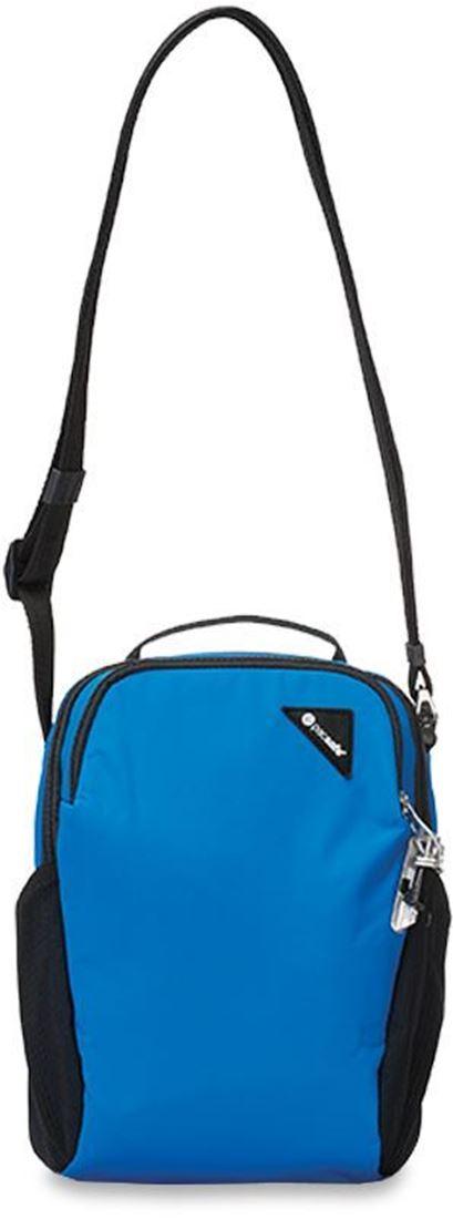 Pacsafe Vibe 200 Anti Theft Travel Bag Blue