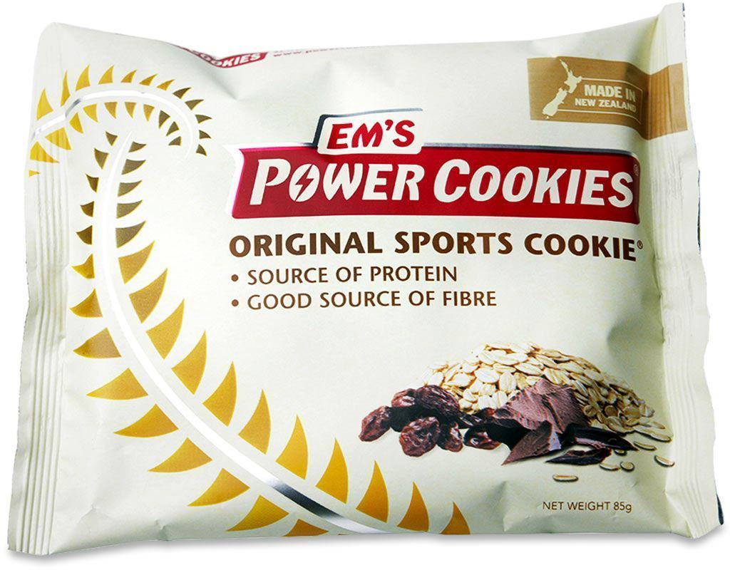 Picture of Em's Power Cookies Original Sports Cookie