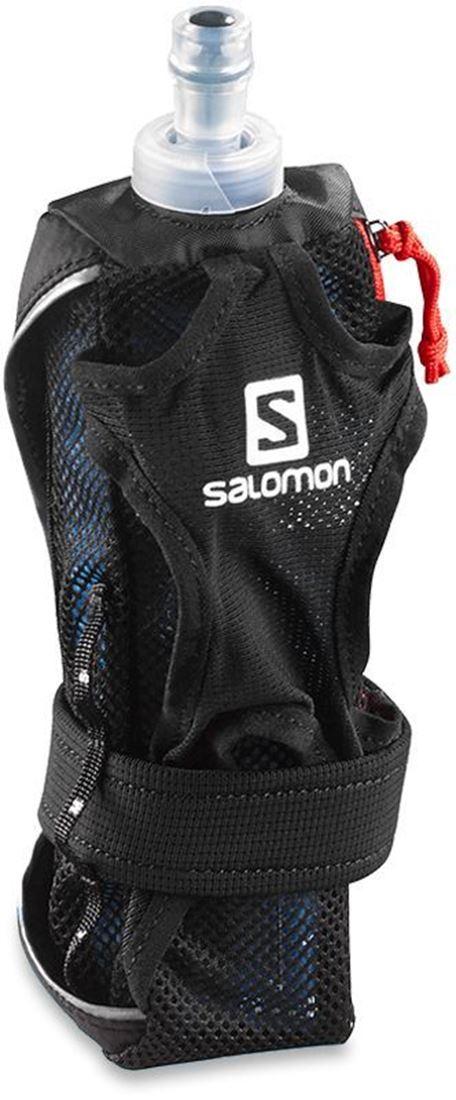 Salomon Hydro Handset Black Bright Red