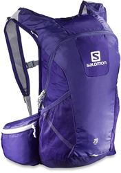 Salamon Trail 20 Day Pack Spectrum Blue White Spectrum Blue/White