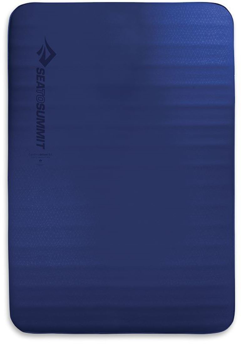 Sea To Summit Comfort Deluxe Self Inflating Camp Mat Large Double