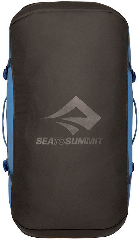 Sea to Summit Duffle Bag 65 Orange - base of bag