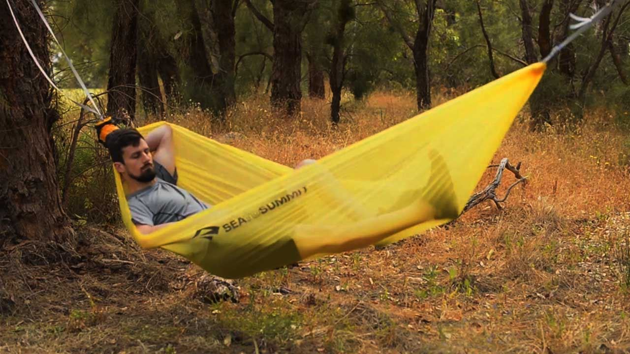 Pro Hammock Double - Video