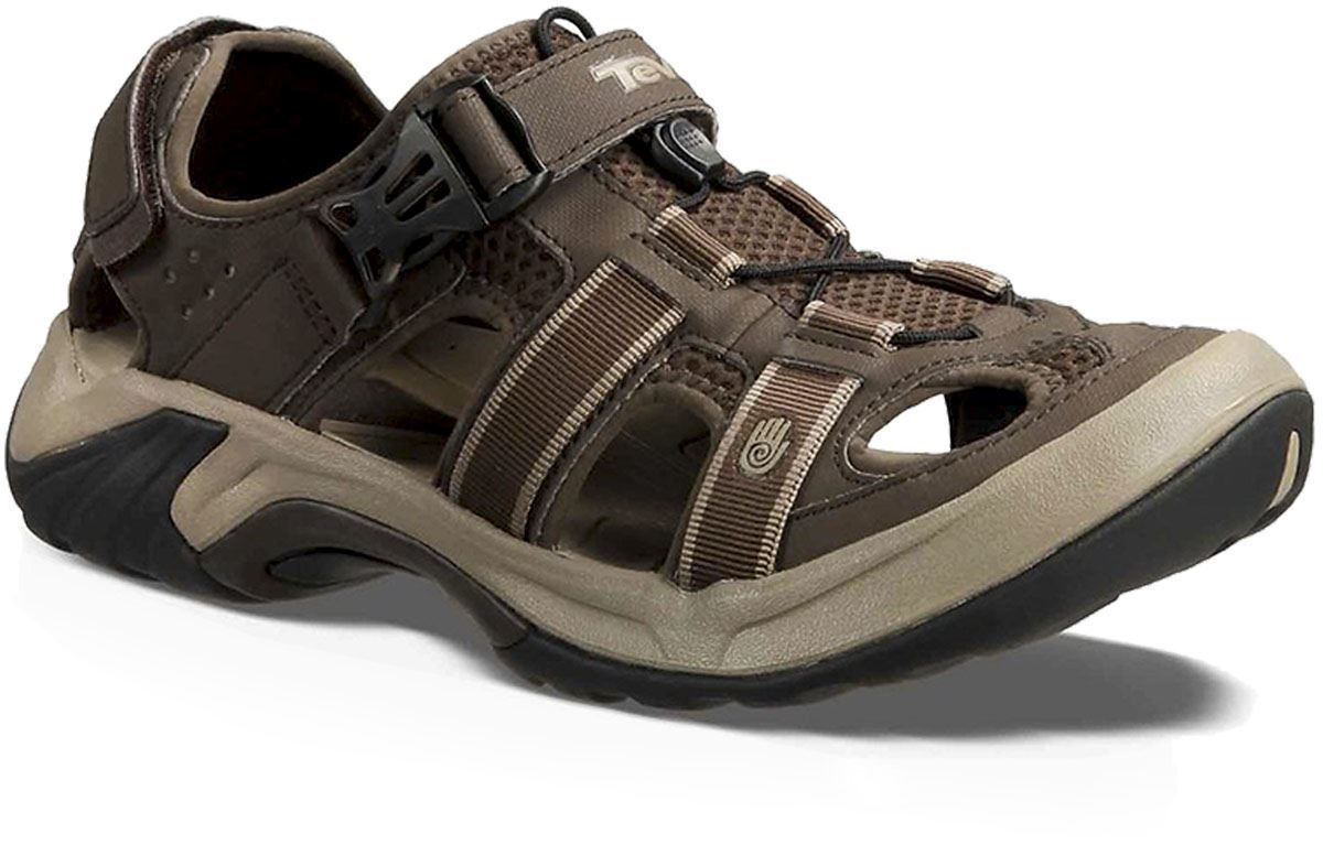 3d576313e05da Teva Omnium Men s Sandal Turkish Coffee