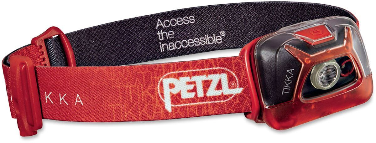 Petzl Tikka Hybrid Concept Headlamp Red