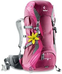 Deuter Futura 24 SL Daypack Blackberry Magenta Blackberry/Magenta