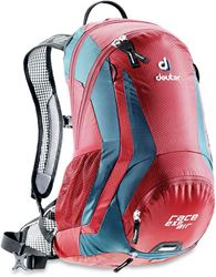 Deuter Race EXP Air Bike Backpack Cranberry Arctic Cranberry/Arctic