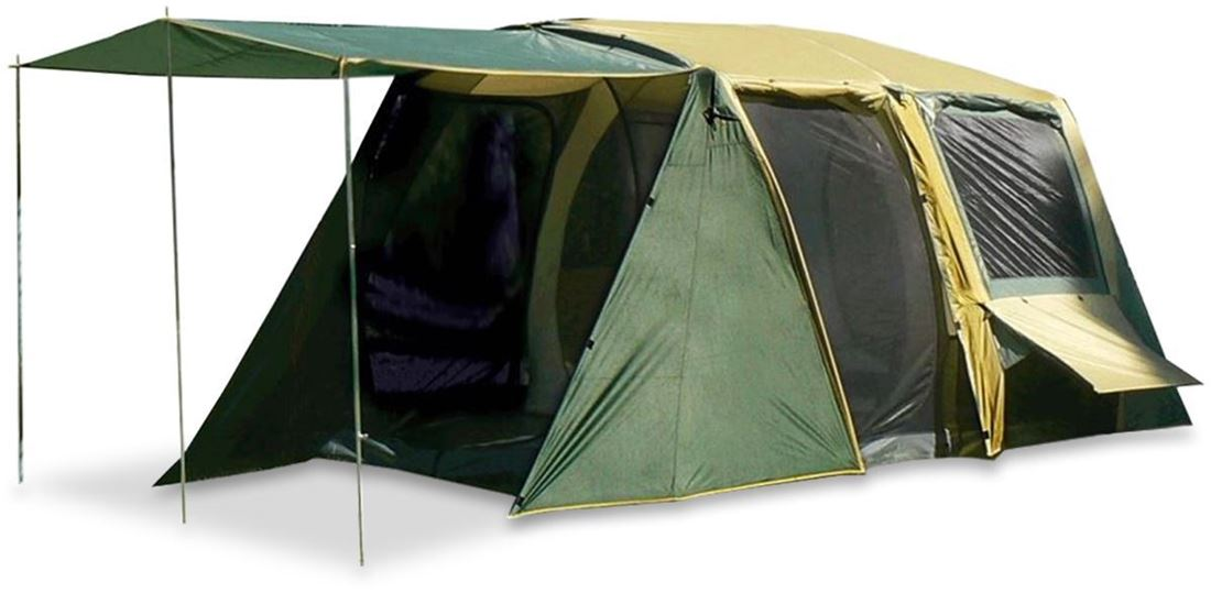 Outdoor Connection Bedarra Family Dome Tent