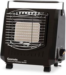 Gasmate Travelmate Portable Camp Gas Heater