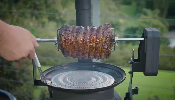 Char-Grill Plate & Drip Tray - Video