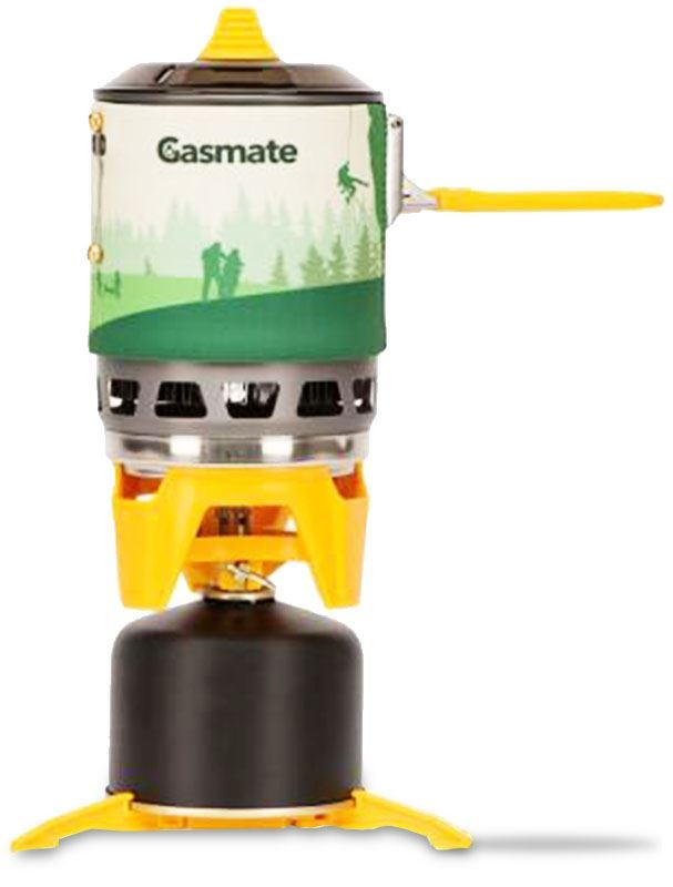 Gasmate Turbo Lightweight Stove & Pot Set