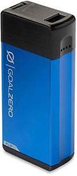 Goal Zero Flip 20 Portable Power Bank Recharger Photo Blue