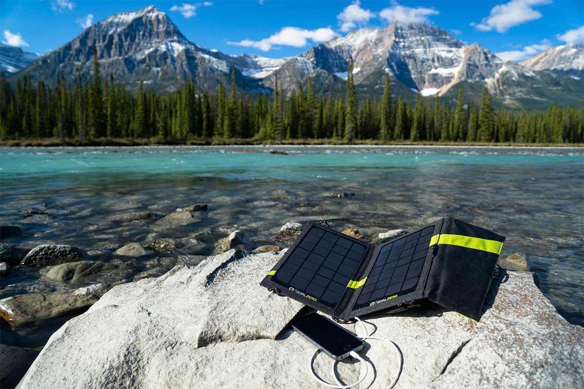 Picture of Goal Zero Nomad 7 Solar Panel