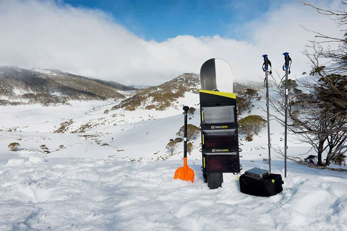 Nomad 20 Solar Panel Snowys Outdoors