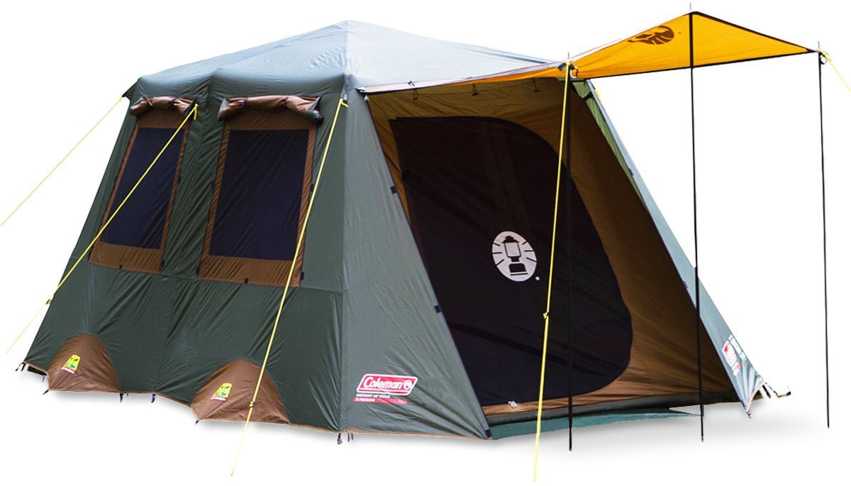 Coleman Instant Up Gold 8 Person Tent ...  sc 1 st  Snowys : coleman tent instant 8 person - memphite.com