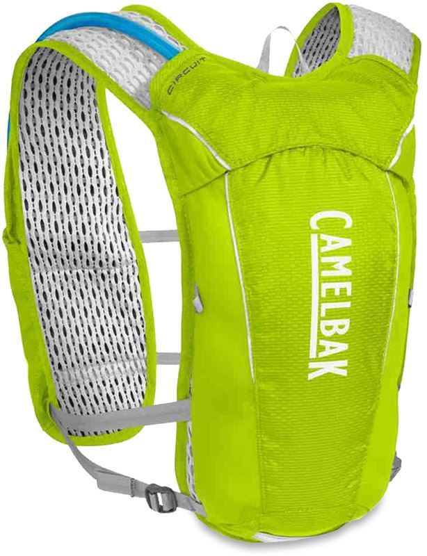 Camlebak Circuit Vest Lime Punch Silver