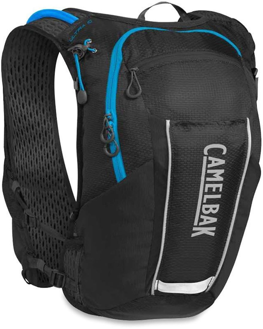 Camelbak Ultra 10 Running Vest  Black/Atomic Blue