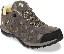 Columbia Redmond WP Women's Hiking Shoe Pebble
