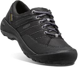 Keen Presidio Sport Mesh WP Wmn's Shoe Black Black