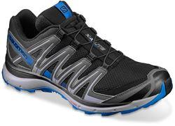 Salomon XA Lite Men's Shoe Black Shade Blue