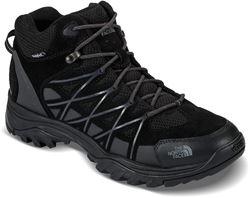 The North Face Storm III Mid WP Men's Shoe TNF Black Phantom Grey