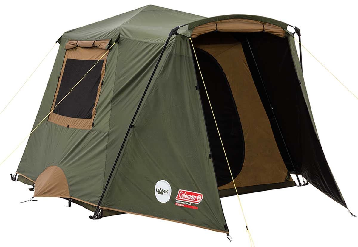 new product 8a1fd e9cfb Instant Up Gold 4PV Dark Room Tent