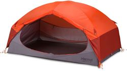 Marmot Limelight 2P Hiking Tent showing Large Double D Door