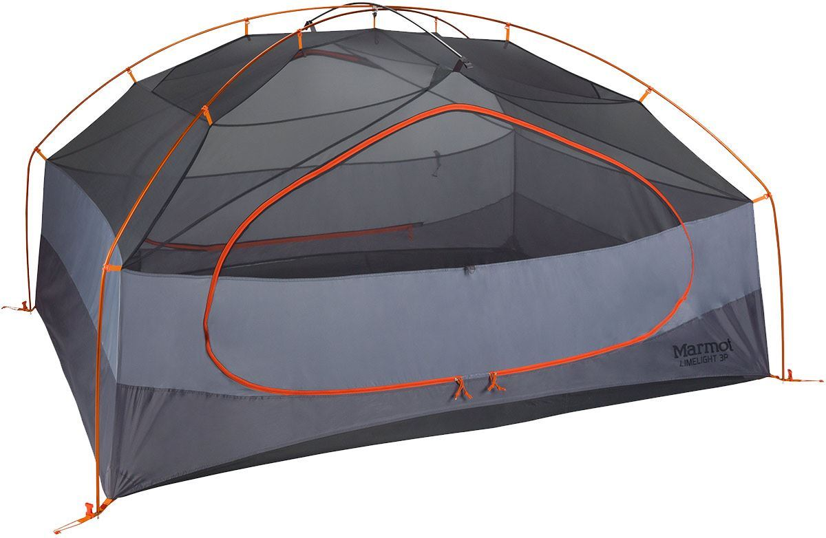 Marmot Limelight 3P Hiking Tent Inner with Closed Door