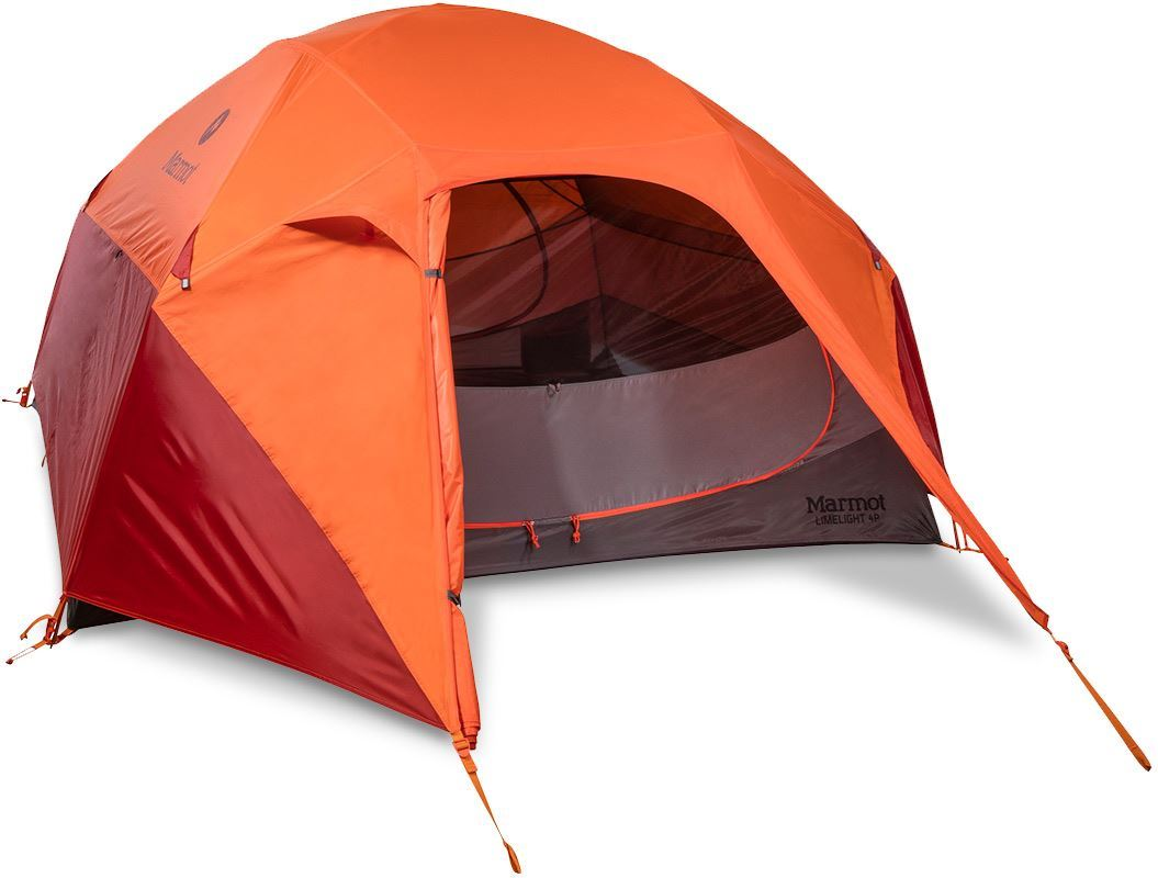 Marmot Limelight 4P Hiking Tent