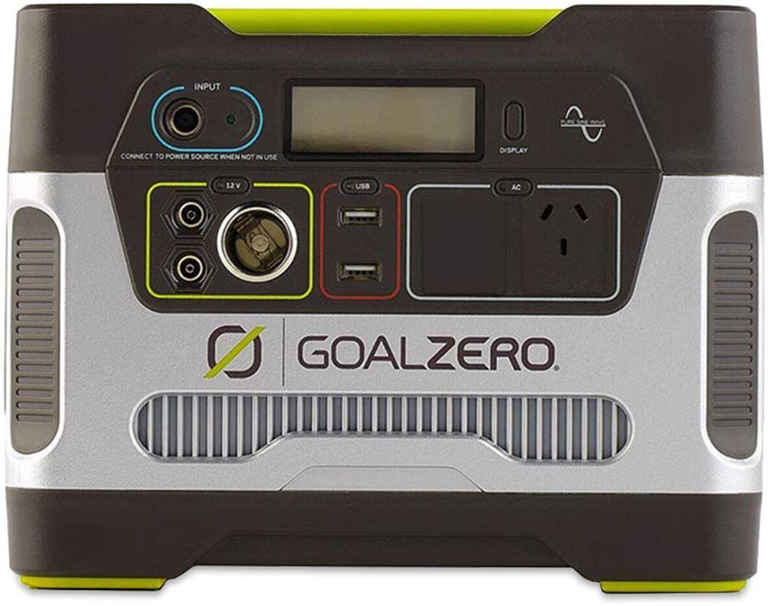 Goal Zero Yeti 400 Portable Solar Power Generator