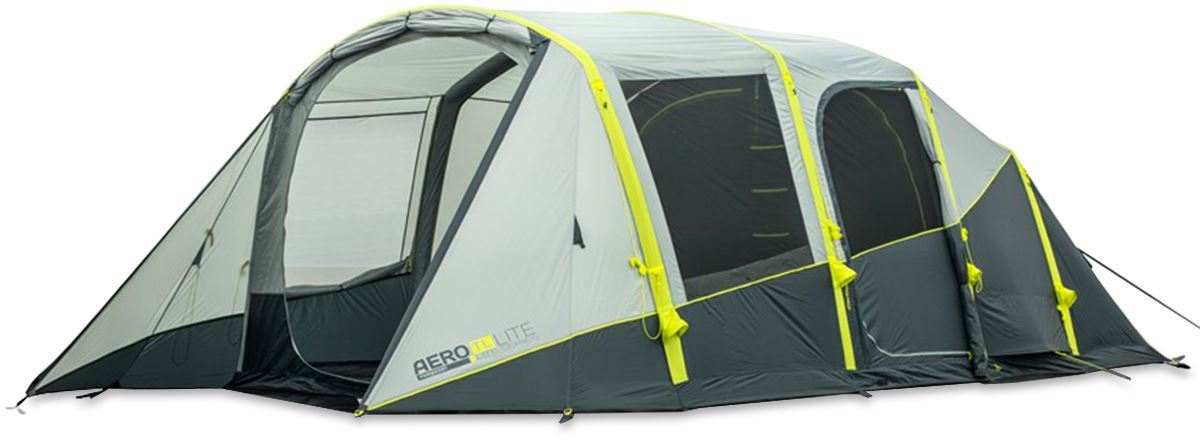 Zempire Aero TL Lite Air Tent side view