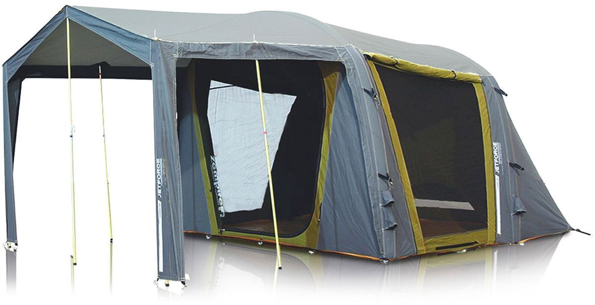 Zempire Jet Force Canvas Air Tent