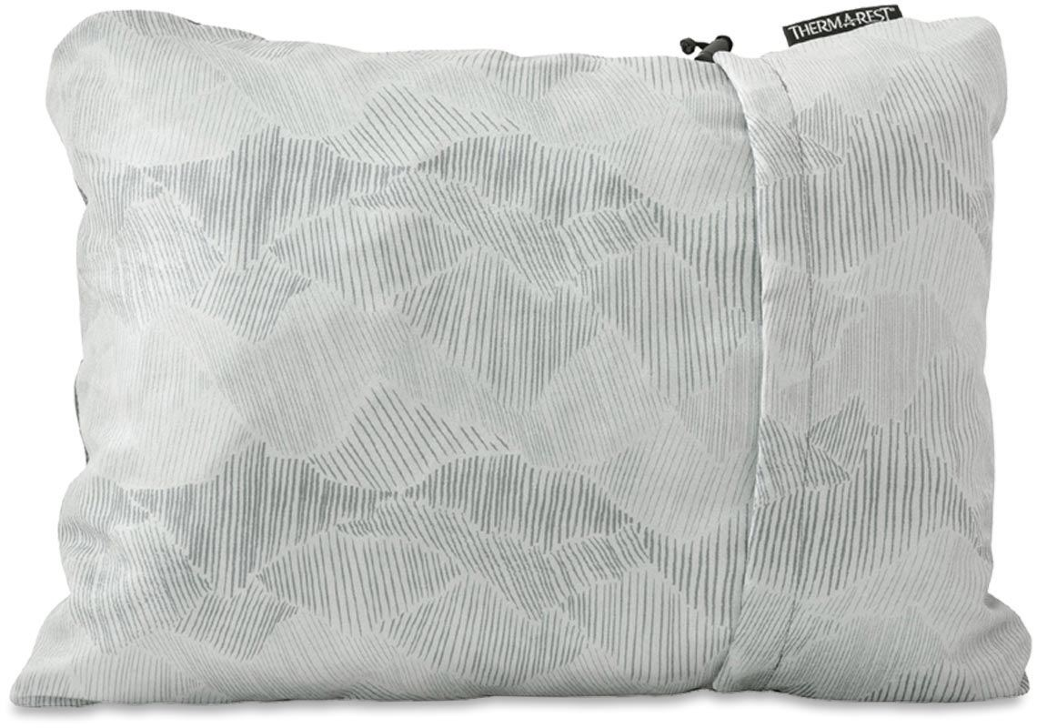 Thermarest Compressible Pillow Medium Gray