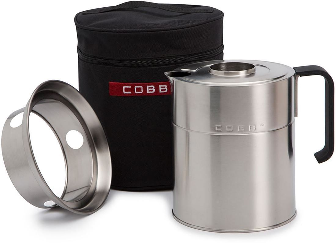 Cobb Kettle & Carry Bag + 2x Bonus Cups