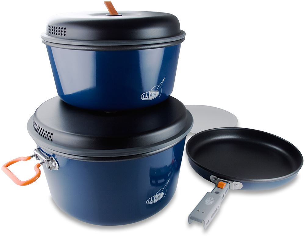 GSI Bugaboo Base Camper Large Cookset