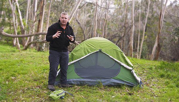 Companion Pro Hiker 2 Tent ...  sc 1 st  Snowys & Companion Pro Hiker 2 Tent - Free Delivery | Snowys Outdoors