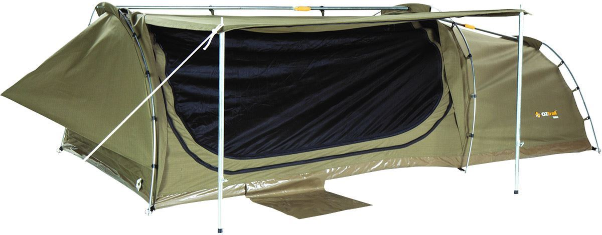 Oztrail Pioneer Discovery Swag Double Awning