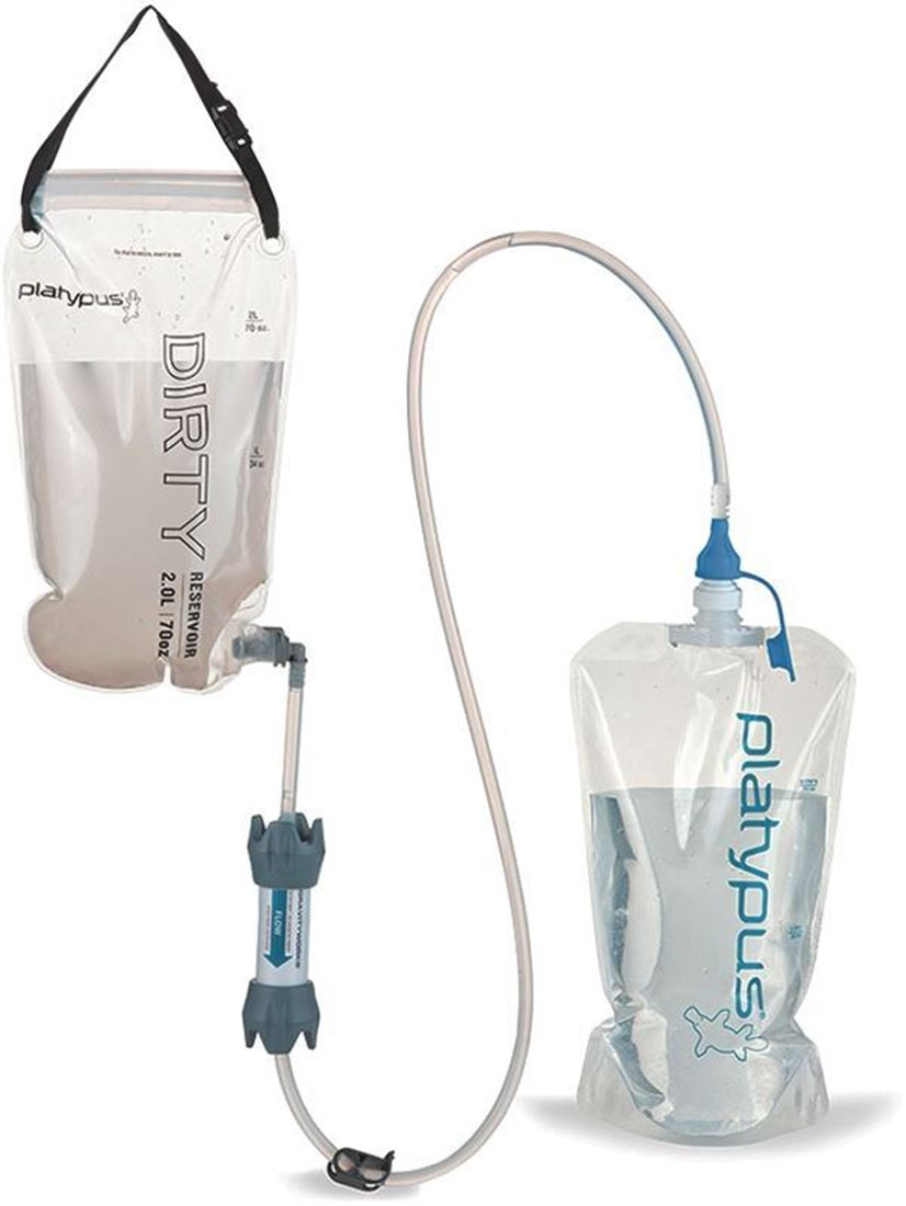 Platypus GravityWorks 2.0L Water Filter Complete Kit