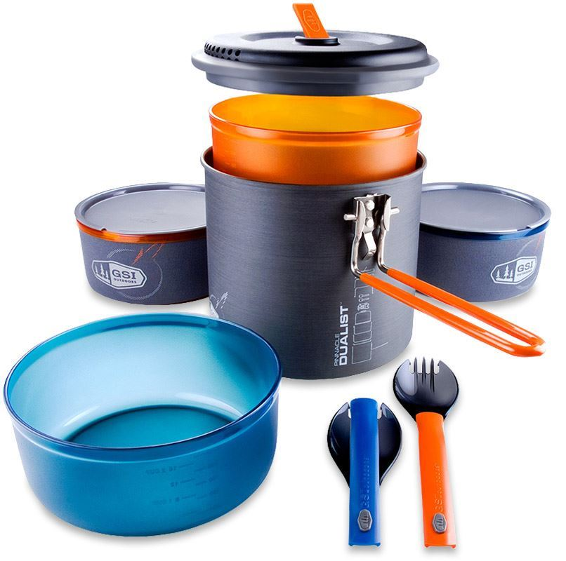 GSI Pinnacle Ultralite Dualist Cookset