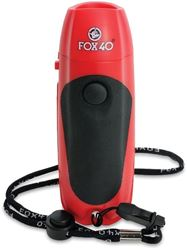 Fox 40 Electronic Whistle & Lanyard