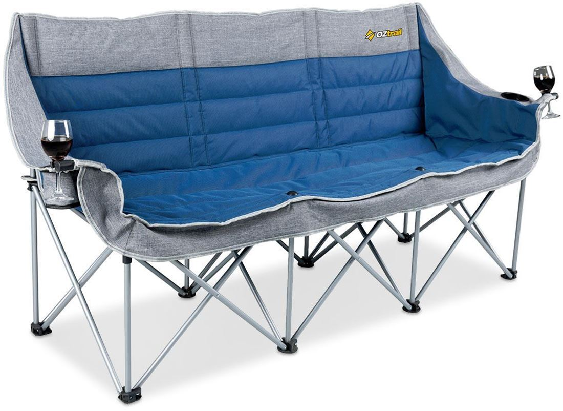 Oztrail Galaxy 3 Seater Chair