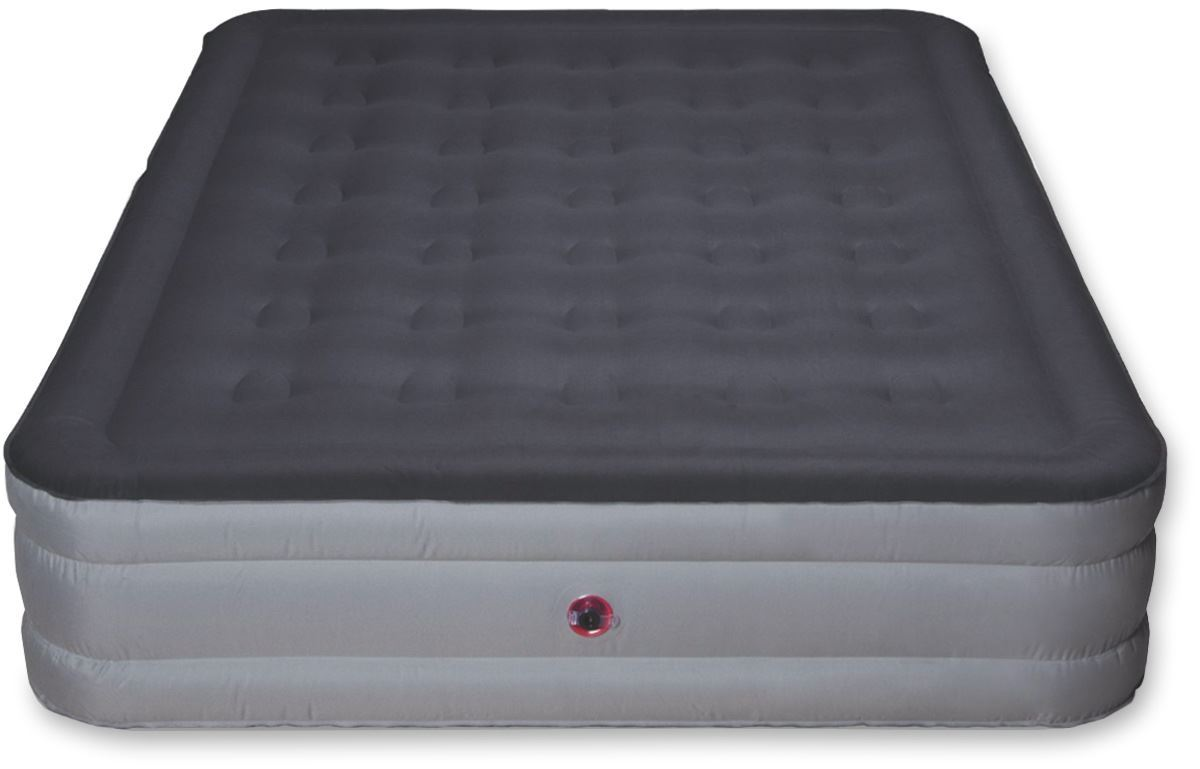 queen size air mattress coleman. picture of coleman all terrain queen dbl high airbed size air mattress