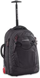 Caribee Fast Track 45 Travel Pack S17 Black