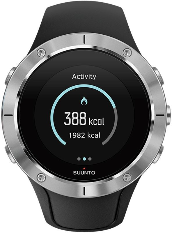Picture of Suunto Spartan Trainer Wrist HR Steel Bezel