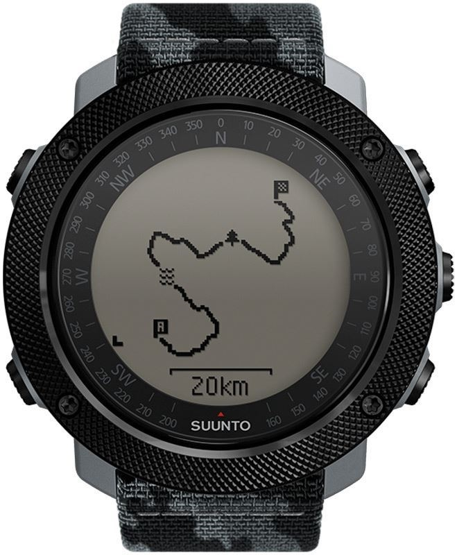 Suunto Traverse Alpha Breadcrumbs