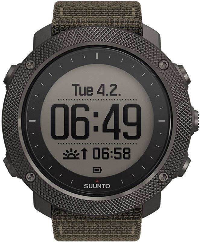 Picture of Suunto Traverse Alpha Outdoor Watch