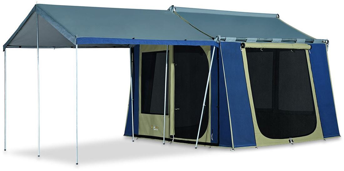 Oztrail 10 X 8 Cabin Tent Snowys Outdoors
