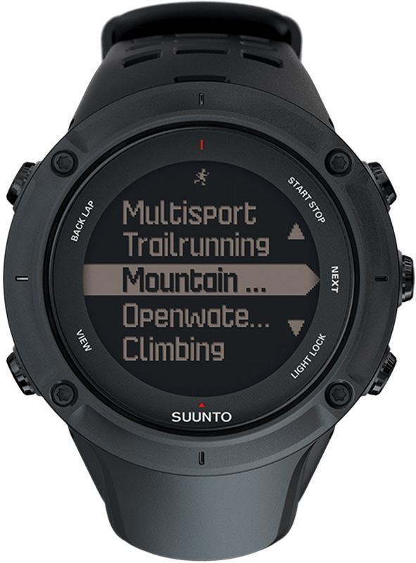 Picture of Suunto Ambit 3 Peak Black HR